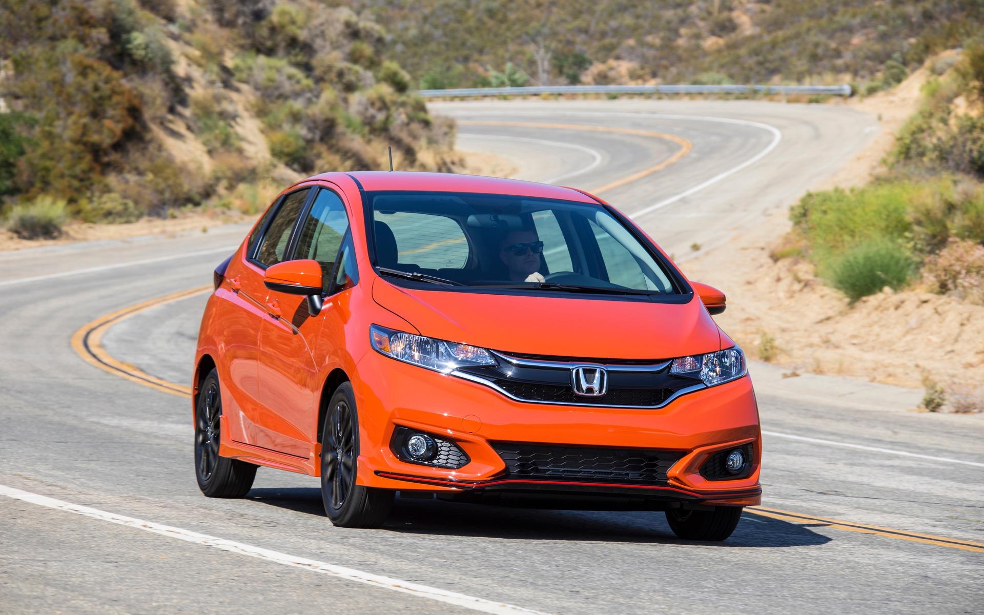 <p>2019 Honda Fit</p>