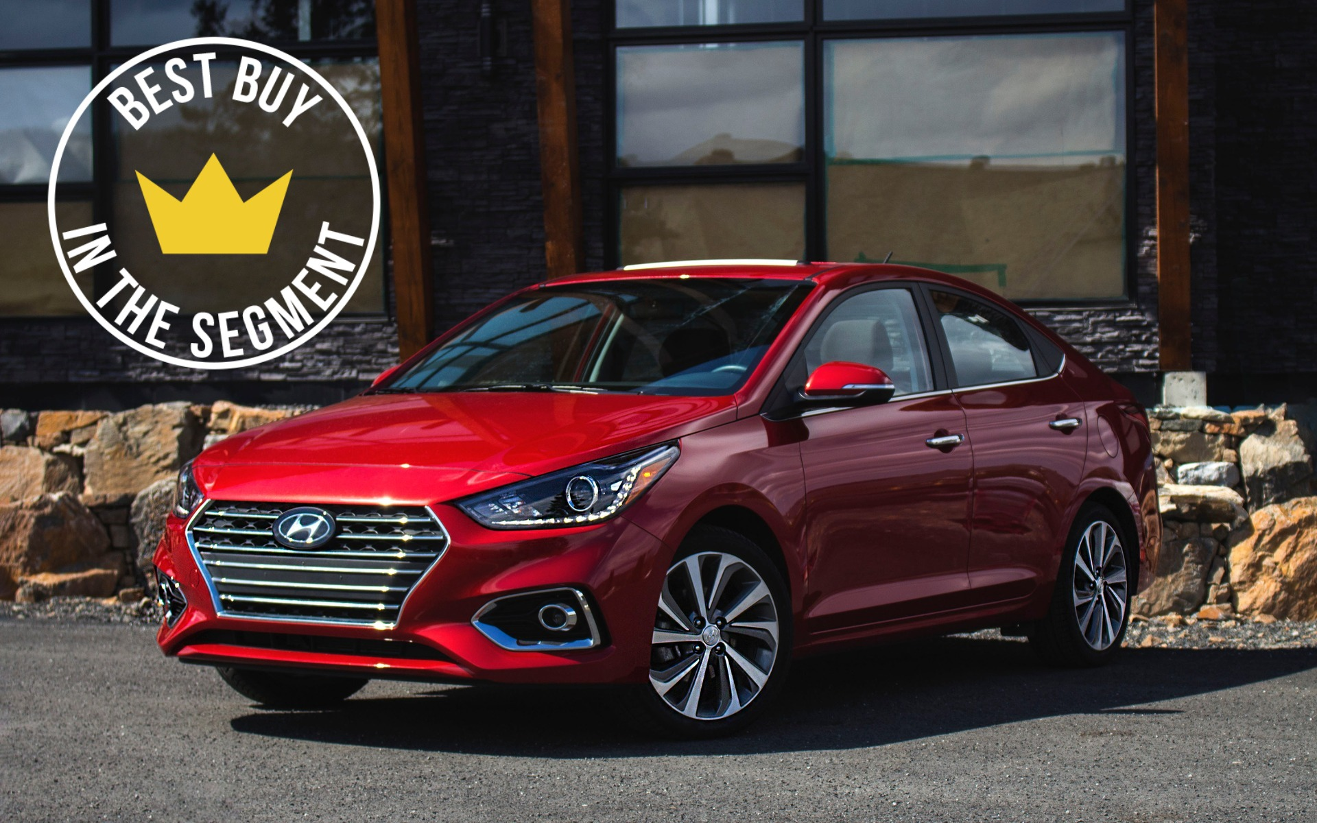 Hyundai Accent Hatchback >> The Car Guide's 2019 Best Buys: Hyundai Accent - The Car Guide
