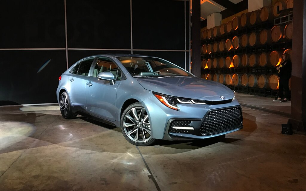 A Toyota Corolla Hybrid Is On The Way The Car Guide
