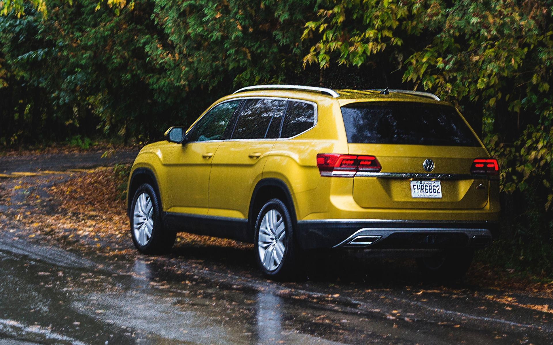 <p>Volkswagen Atlas 2018</p>