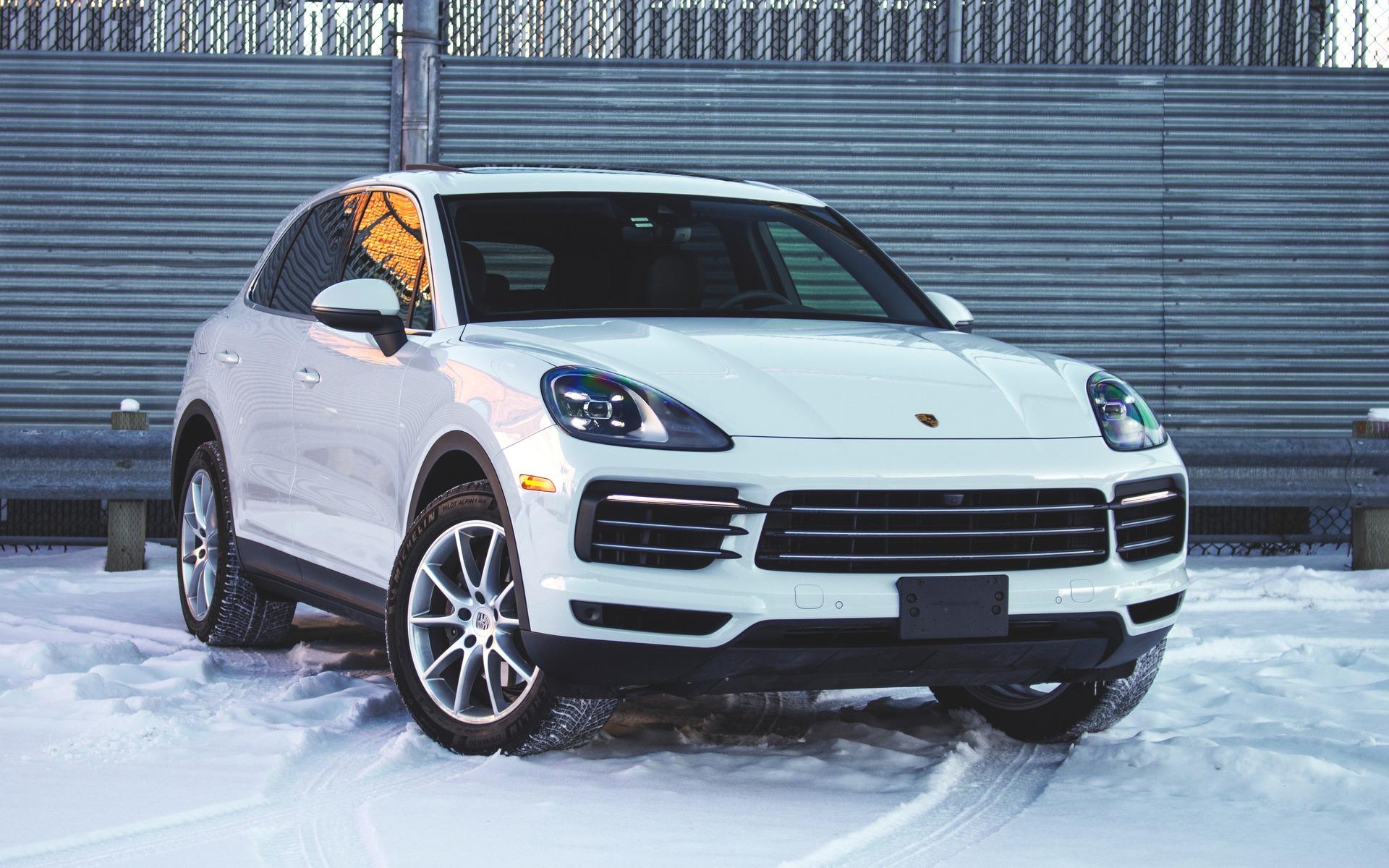 Porsche Cayenne 2019 : machine à tout faire 356627_2019_Porsche_Cayenne