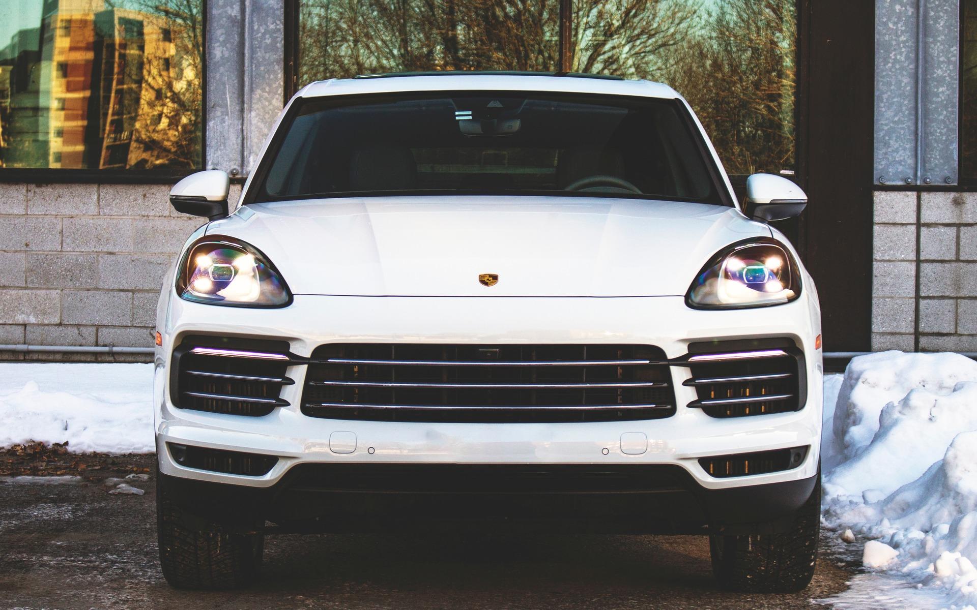 Porsche Cayenne 2019 : machine à tout faire 356632_2019_Porsche_Cayenne