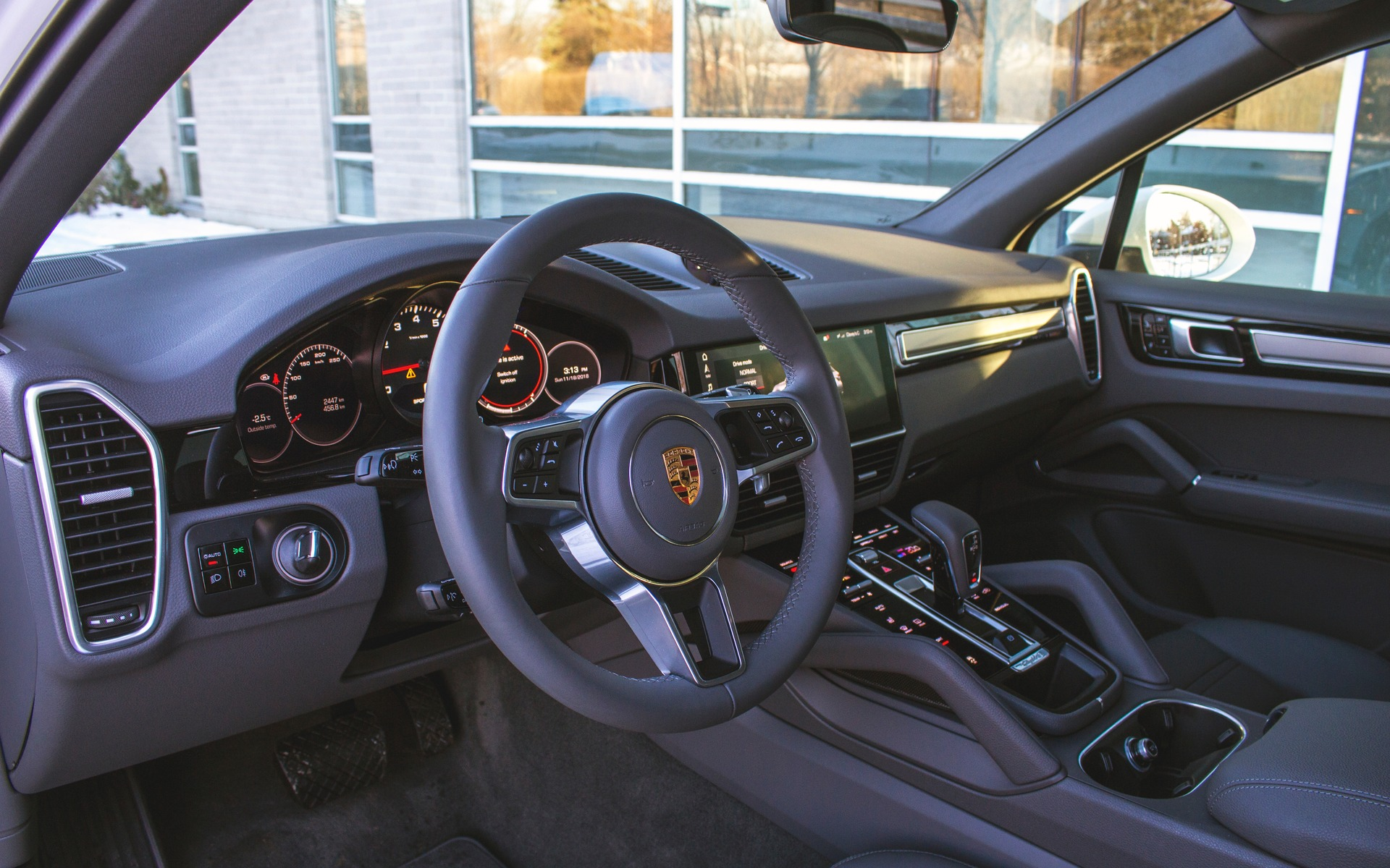 Porsche Cayenne 2019 : machine à tout faire 356638_2019_Porsche_Cayenne