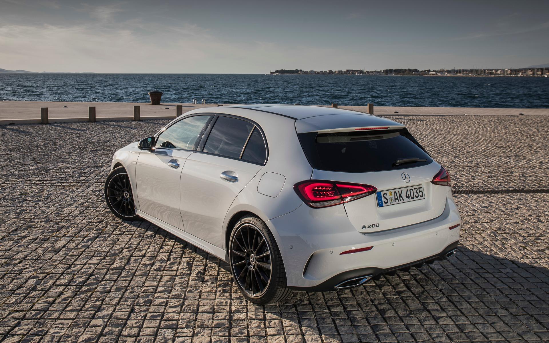 <p>Mercedes-Benz Classe A 2019</p>