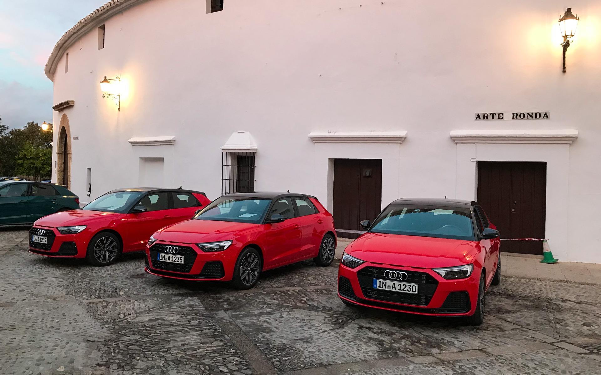 Audi A1 Sportback : la jolie petite qui ne viendra pas 357332_Audi_A1