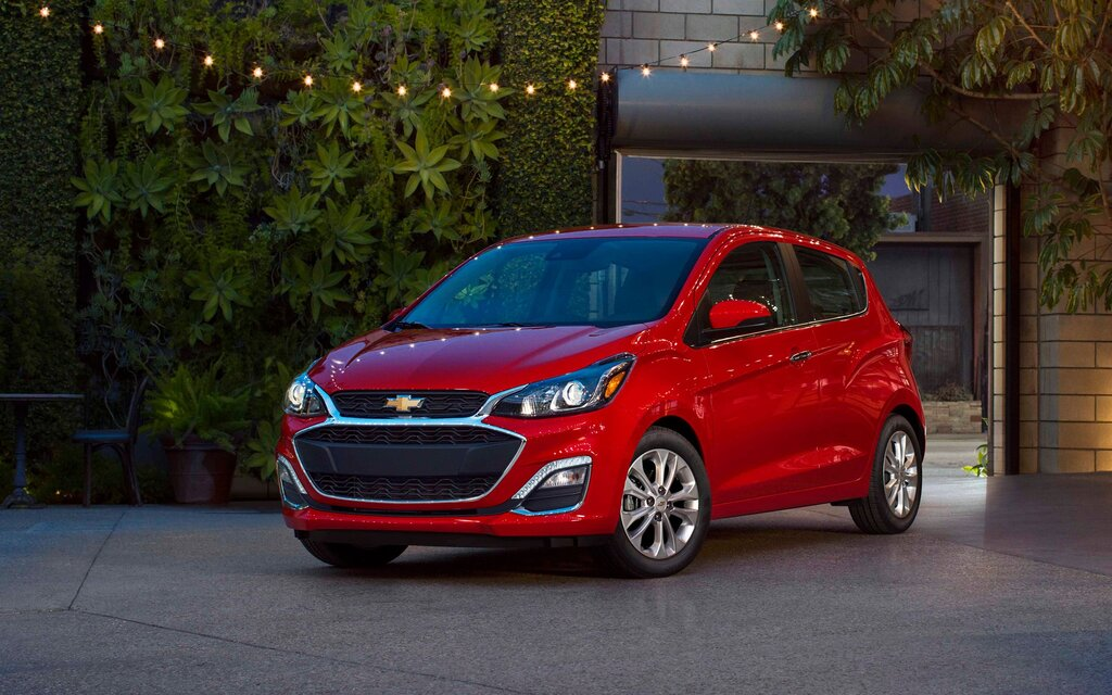 la chevrolet spark est maintenant la voiture neuve la moins ch re au canada guide auto. Black Bedroom Furniture Sets. Home Design Ideas