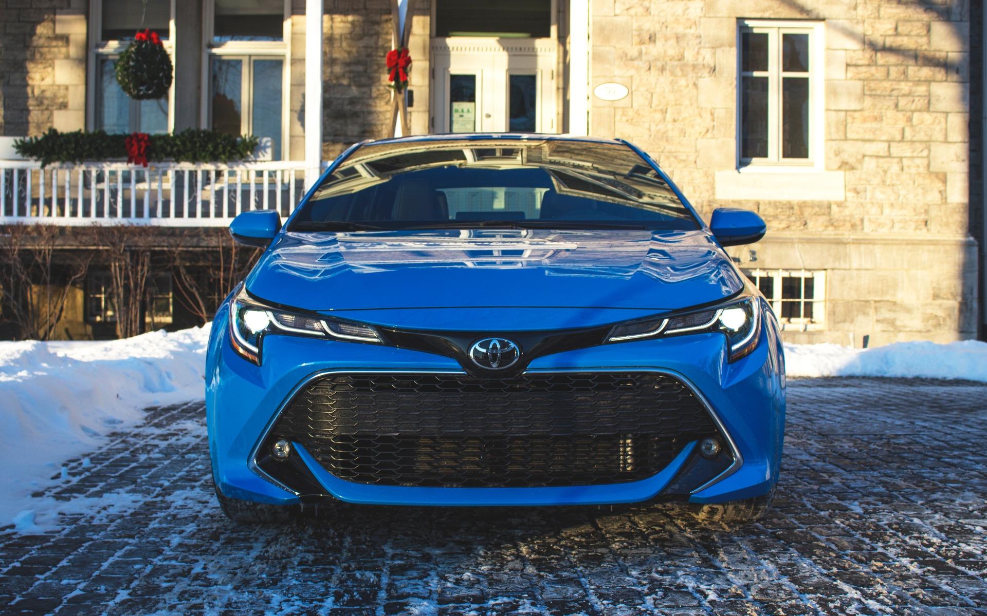 Toyota Corolla Hatchback 2019 : enfin, la Corolla que l'on a demandée! 357427_2019_Toyota_Corolla