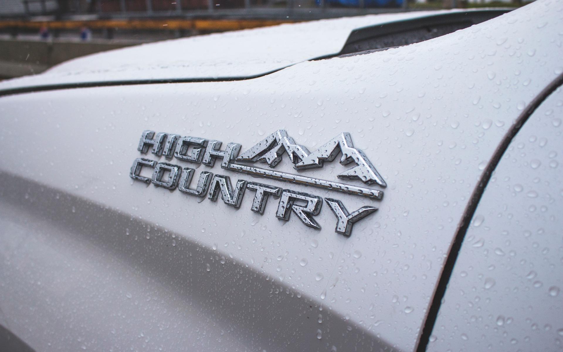 <p>Chevrolet Silverado 1500 High Country 2019</p>