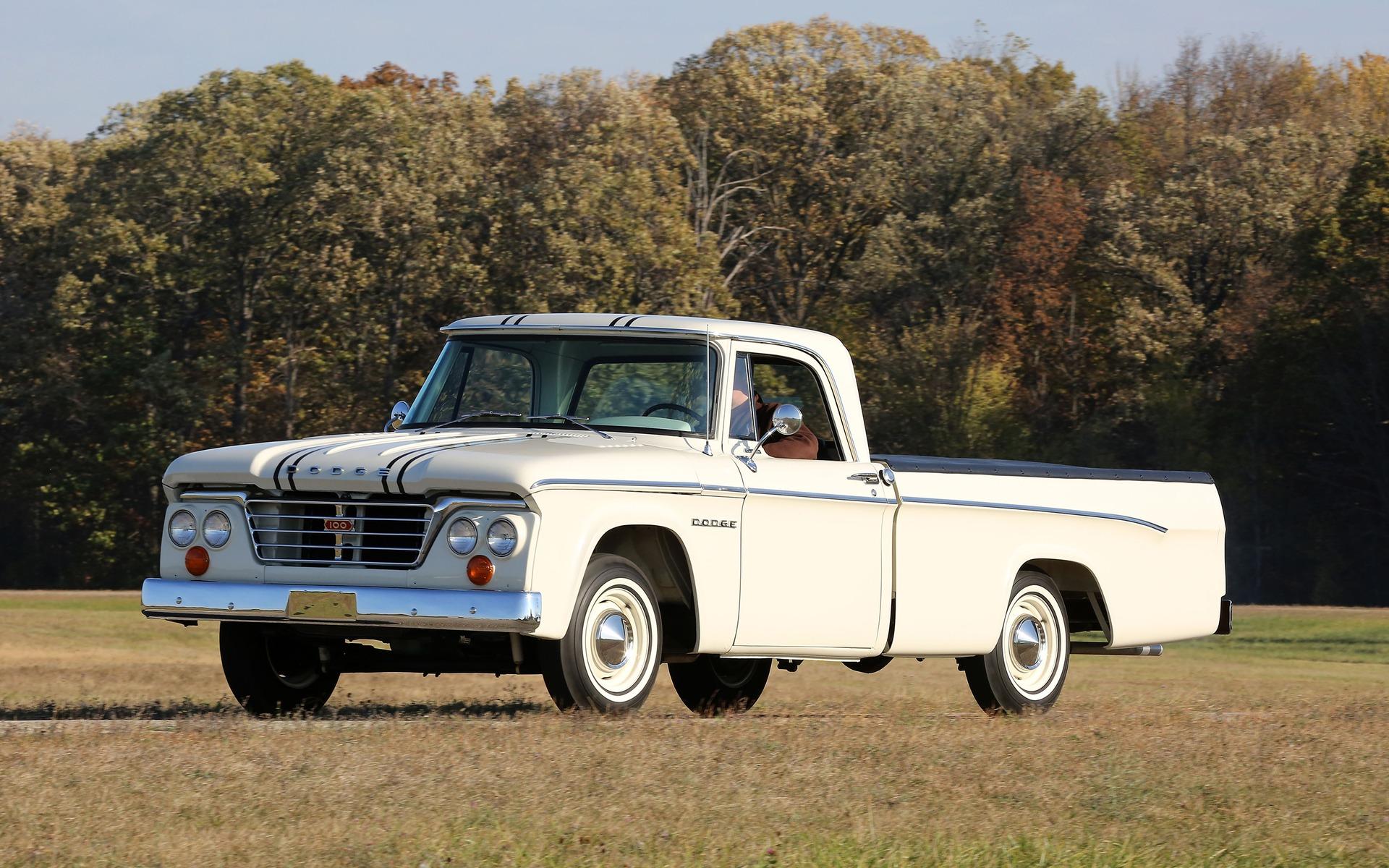 <p>Dodge D1001964. L'ancètre du Ram!</p>