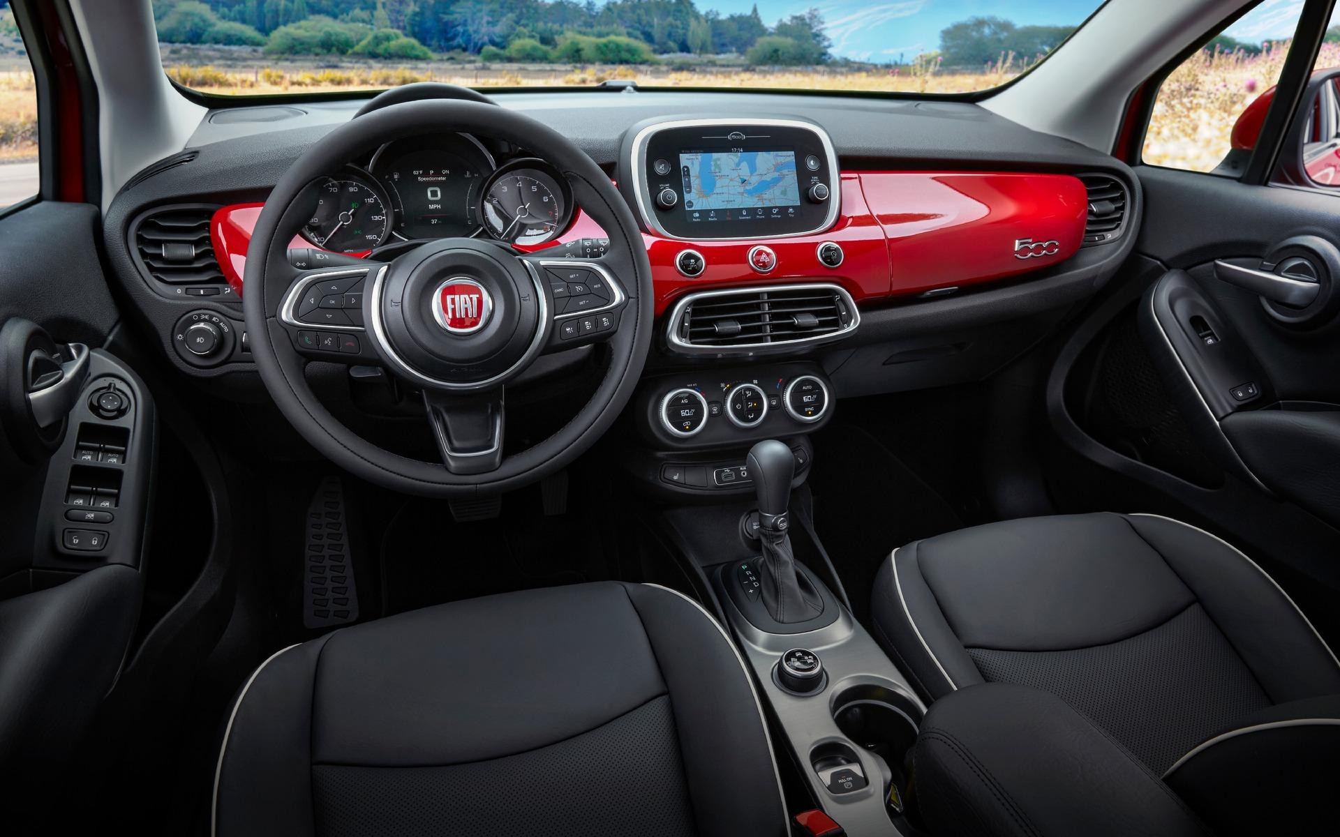 FCA persiste avec son Fiat 500X 2019 : voici la nouvelle génération 357817_2019_Fiat_500X