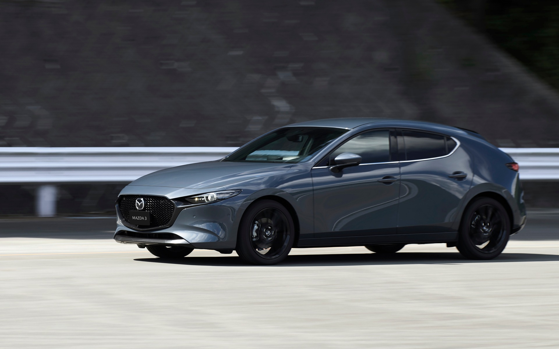 2019 mazda3 this is it