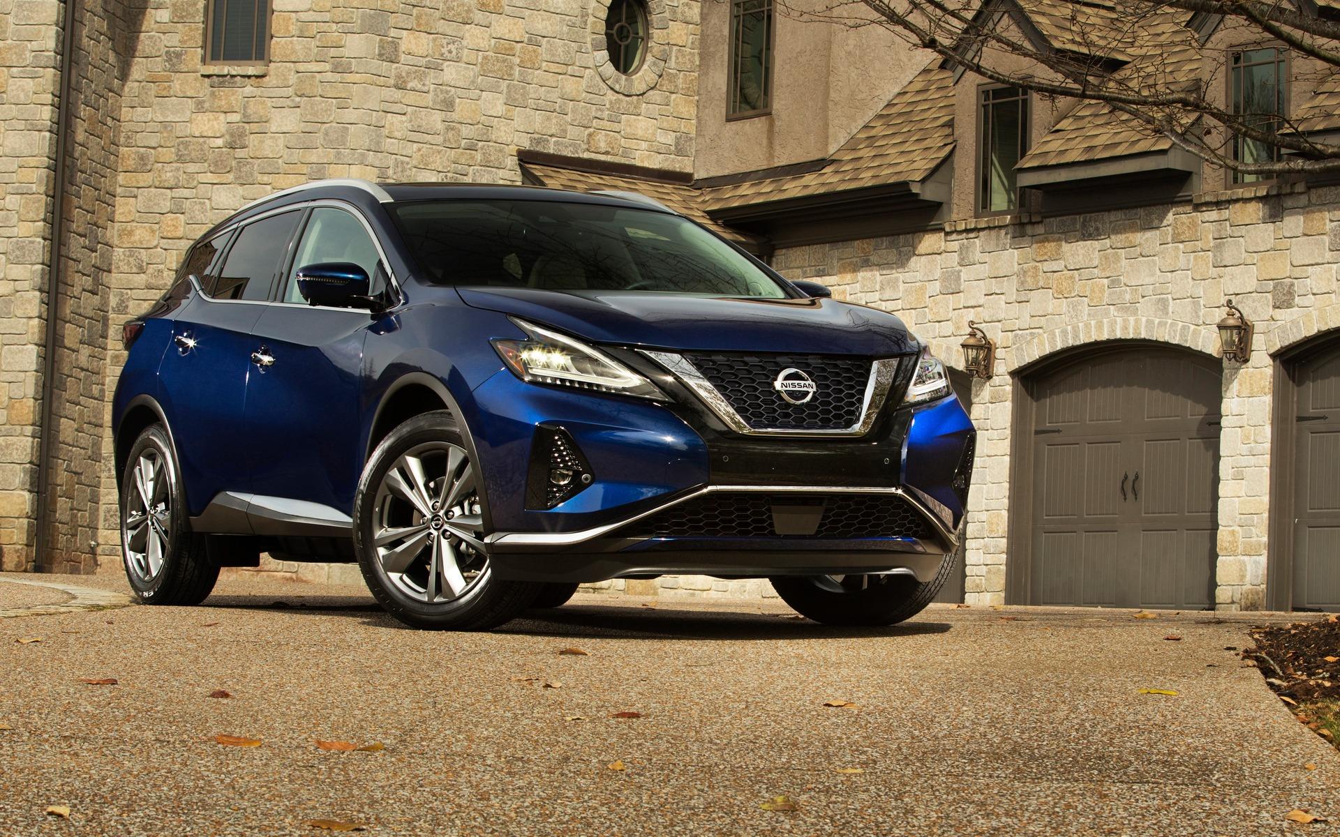 Nissan dévoile le Murano 2019 358012_Niisan_presnte_le_Murano_2019