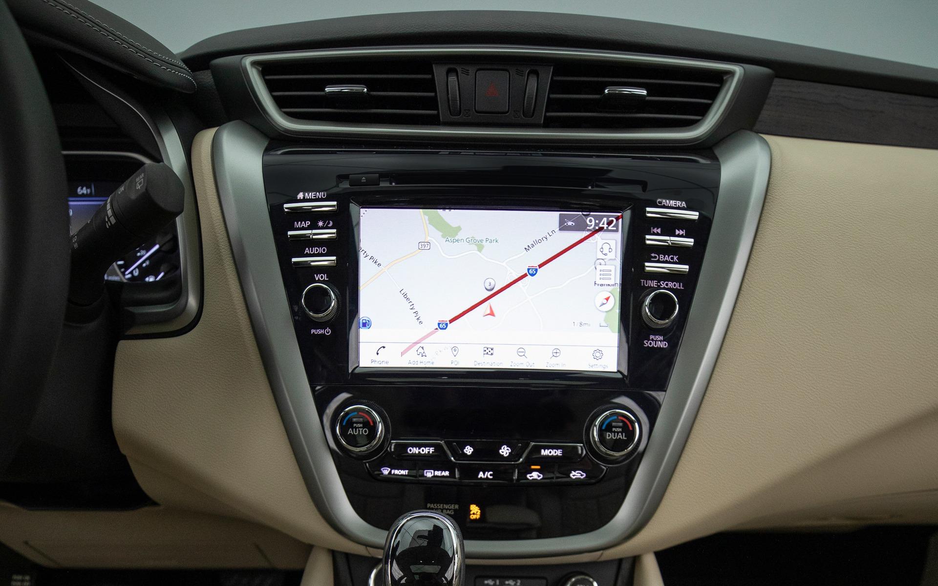 Nissan dévoile le Murano 2019 358015_Niisan_presnte_le_Murano_2019