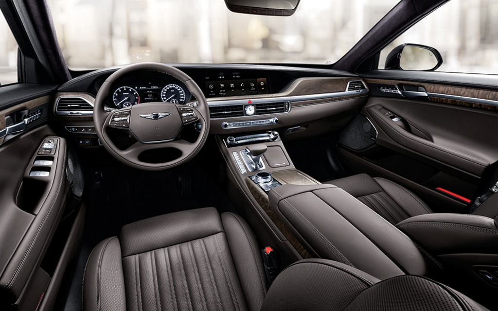 Genesis lance sa nouvelle berline de grand luxe 358044_2020_Genesis_G90