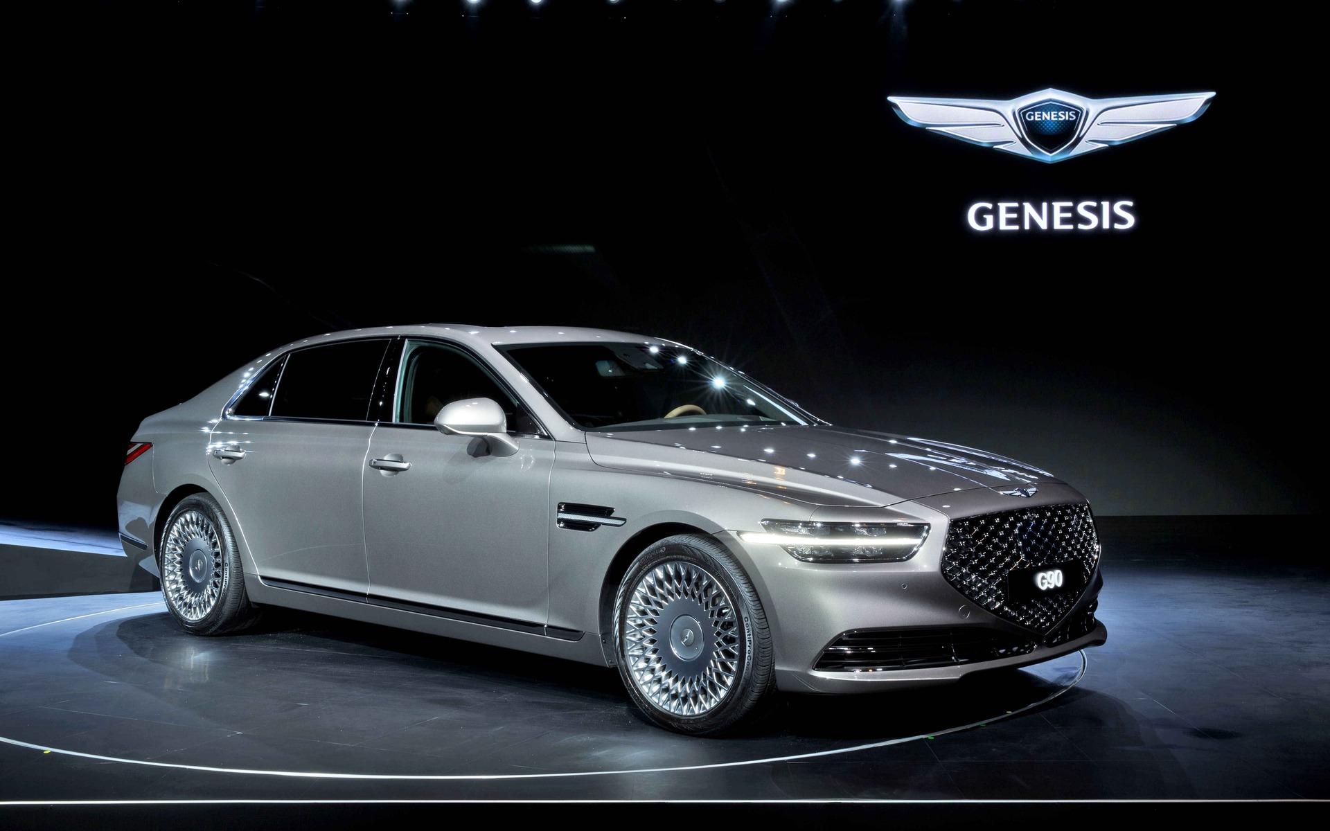 Genesis lance sa nouvelle berline de grand luxe 358045_2020_Genesis_G90