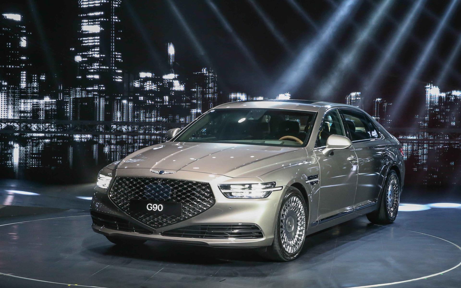 Genesis lance sa nouvelle berline de grand luxe 358047_2020_Genesis_G90