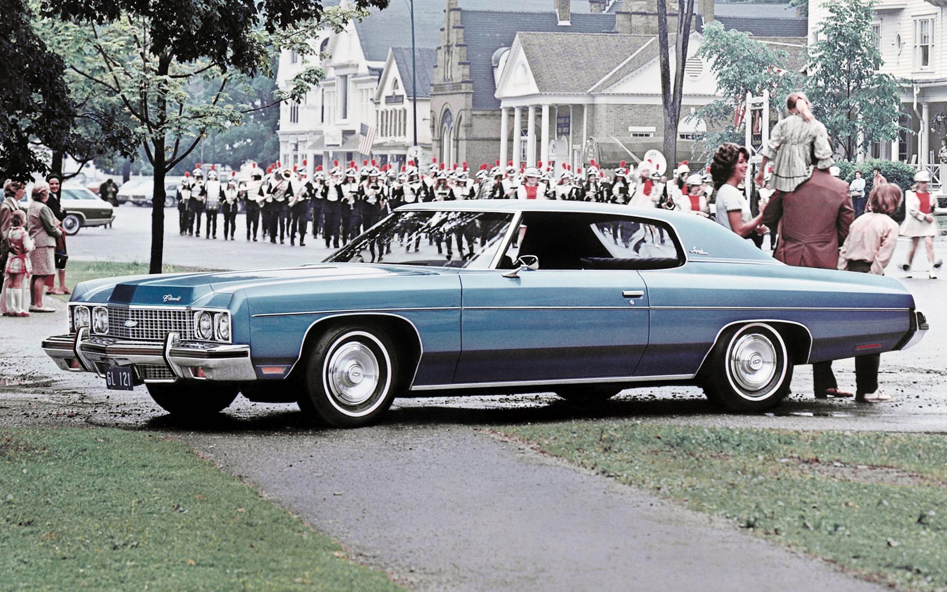<p>Chevrolet Impala 1973</p>