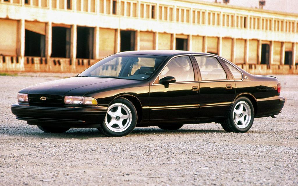 <p>Chevrolet Impala 1994</p>