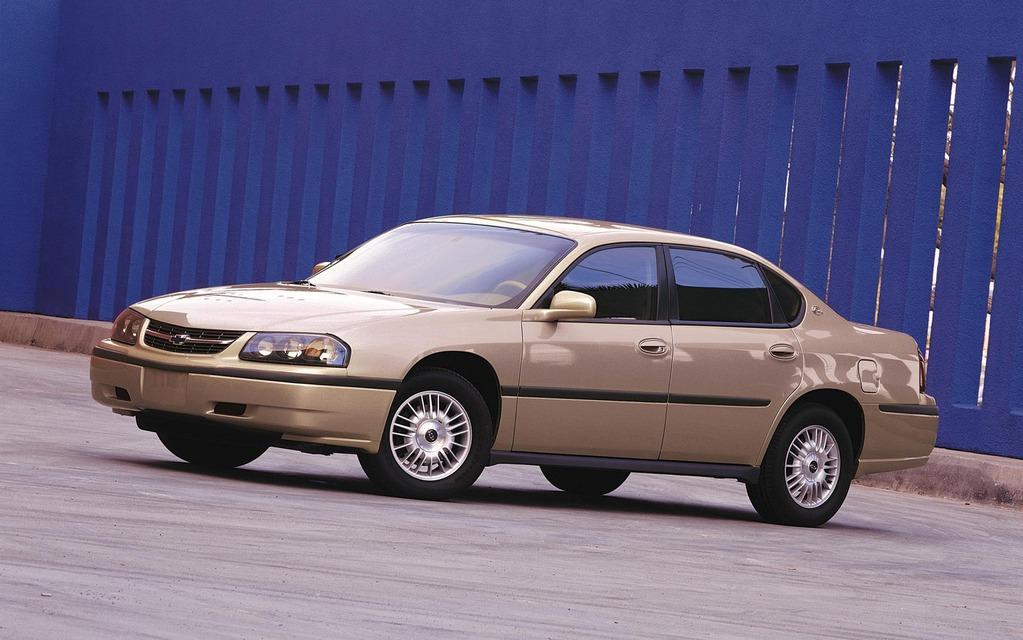 <p>Chevrolet Impala 2000</p>