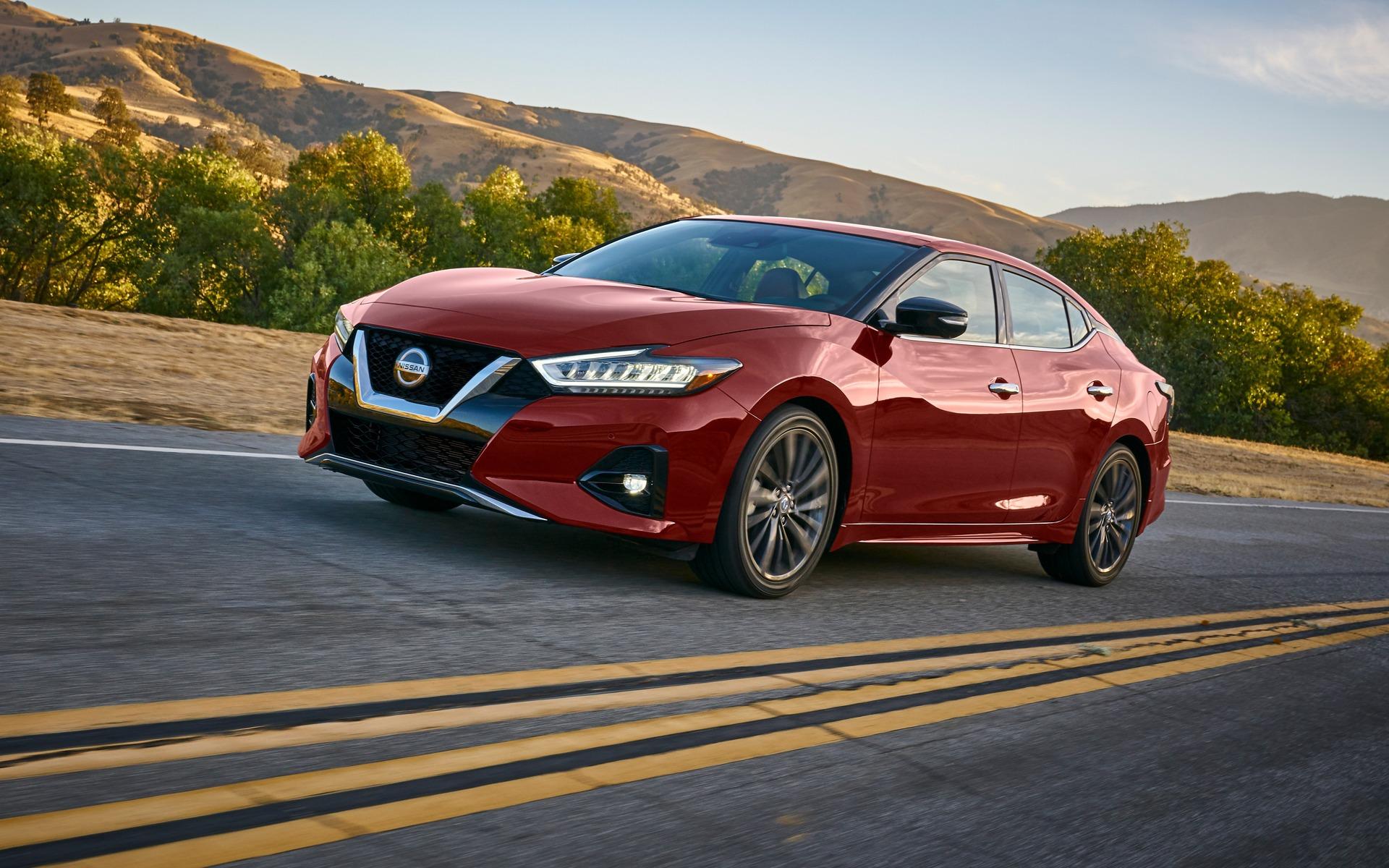 <p>Nissan Maxima 2019</p>
