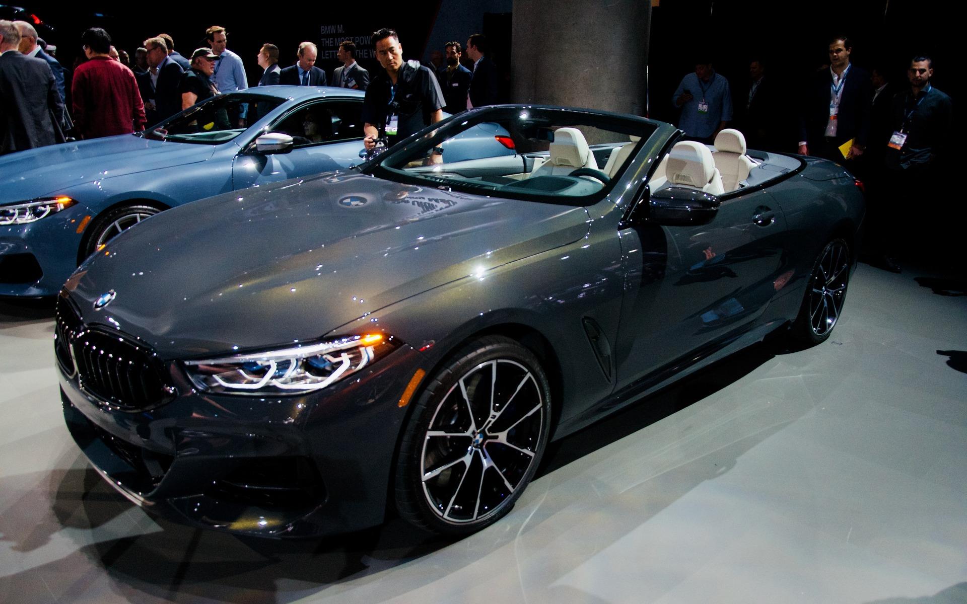 <p>BMW Série 8 Cabriolet 2019</p>