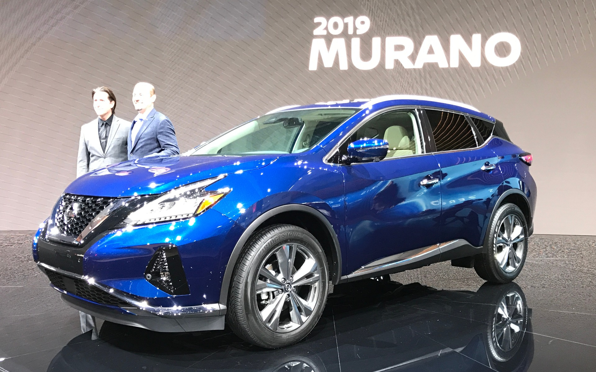 Nissan dévoile le Murano 2019 358524_2019_Nissan_Murano