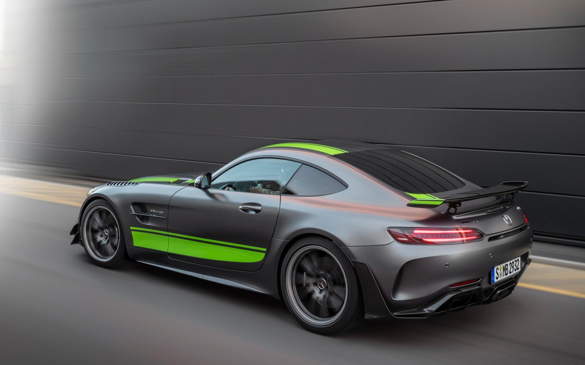 Une mise à jour pour la Mercedes-AMG GT 2020 358678_2020_Mercedes-Benz_AMG_GT