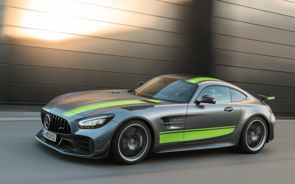 An Update For The 2020 Mercedes-AMG GT