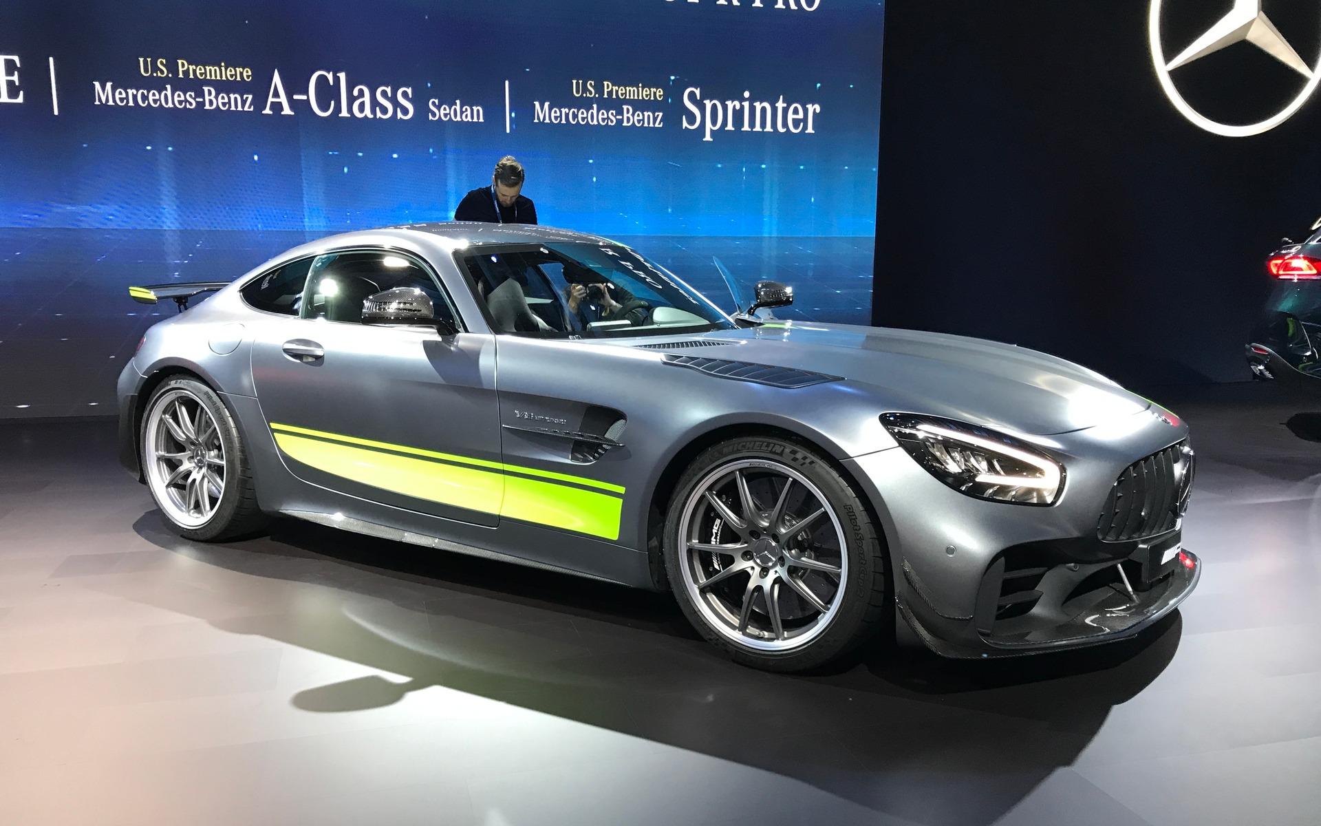 Une mise à jour pour la Mercedes-AMG GT 2020 358736_2020_Mercedes-Benz_AMG_GT