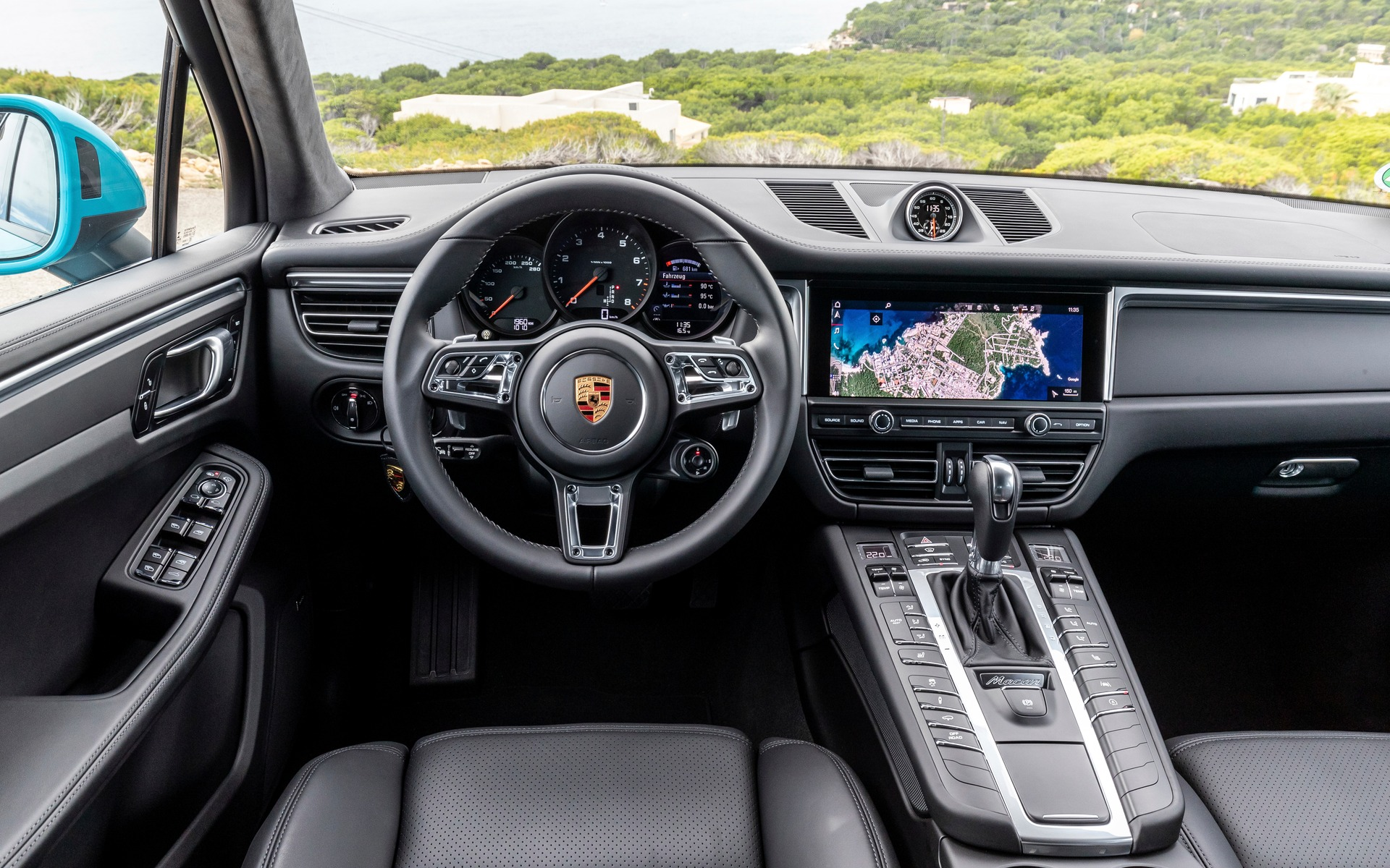 2019 Porsche Macan Best Seller Gets Updated With New Tech The Car Guide