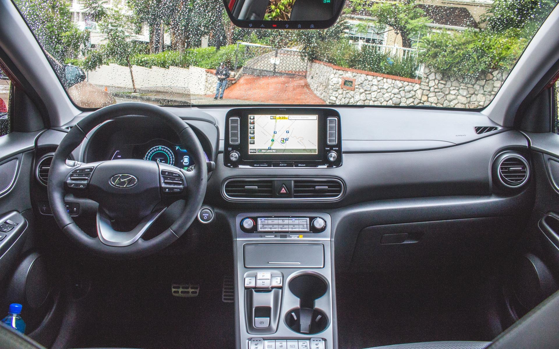 <p>Hyundai Kona électrique 2019</p>