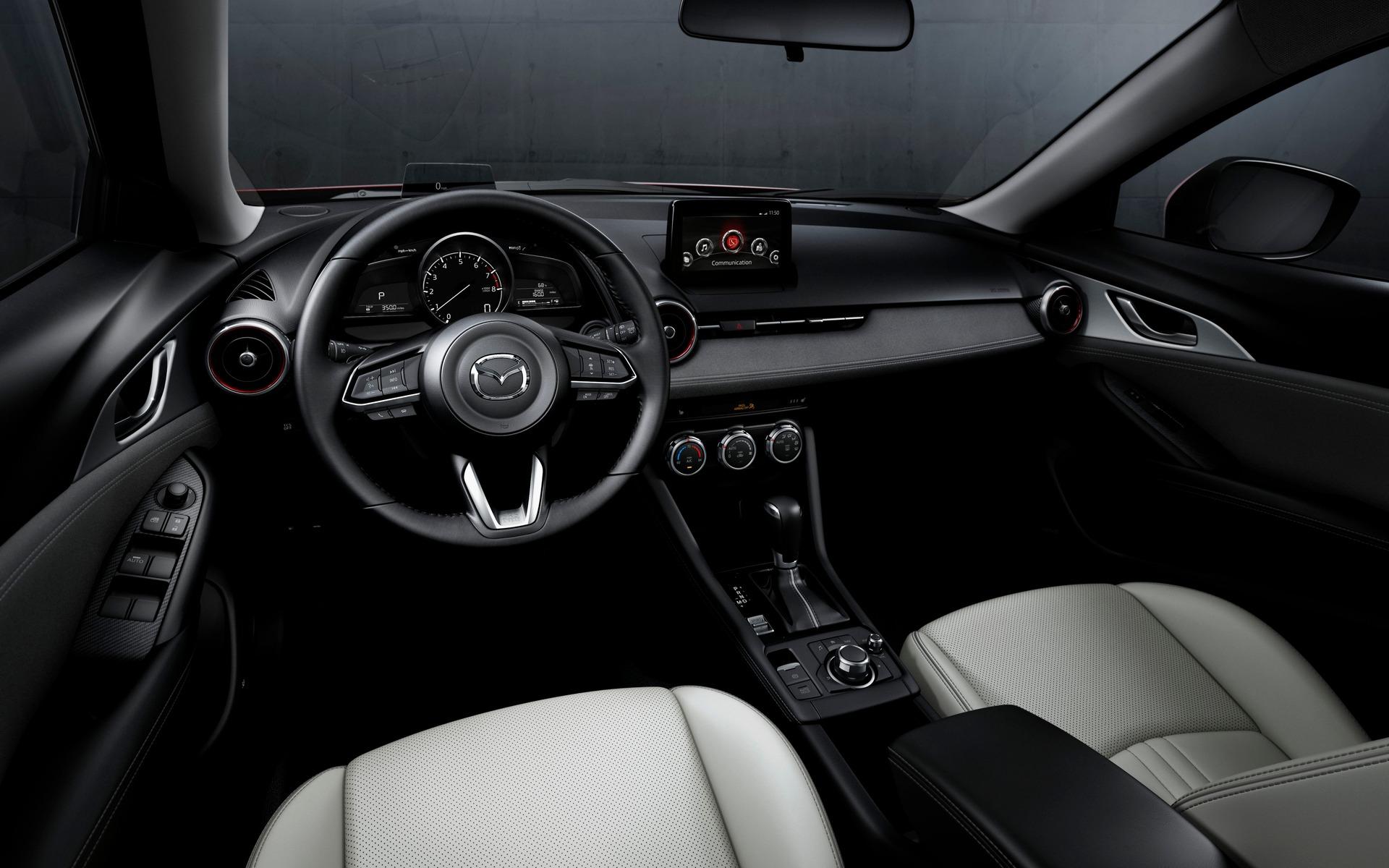 <p>Mazda CX-32019</p>