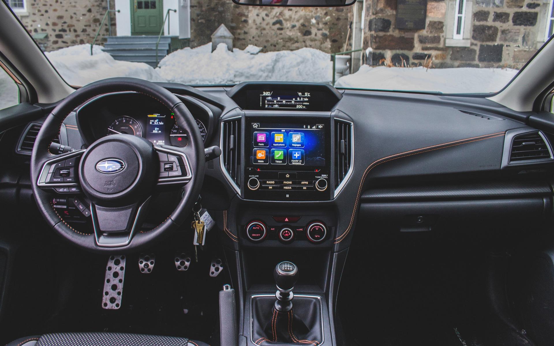 <p>Subaru Crosstrek 2019</p>