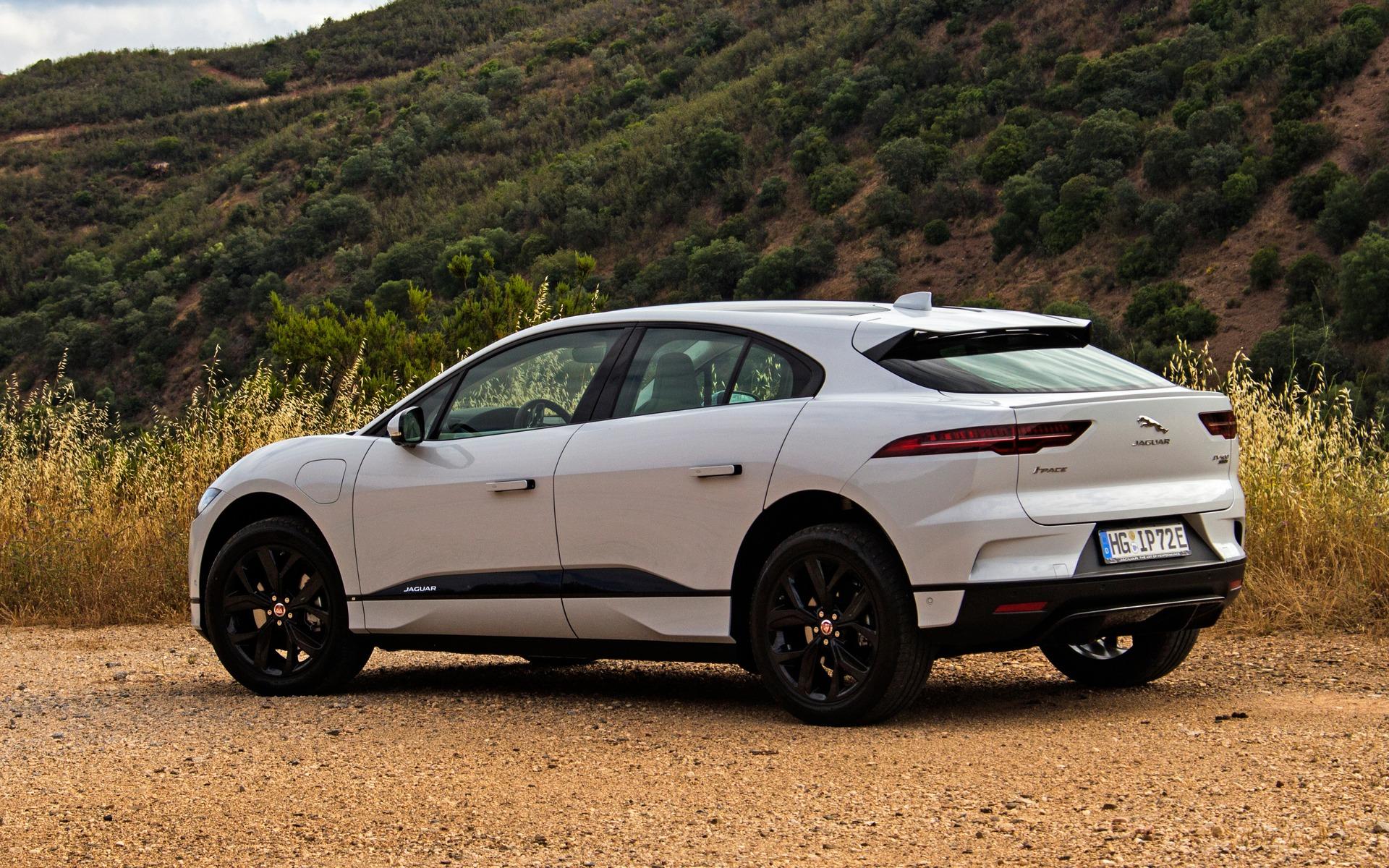 <p>Jaguar I-PACE 2019</p>