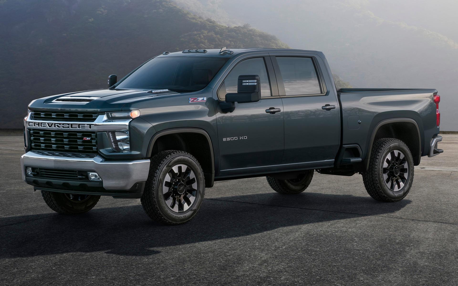 Le Chevrolet Silverado HD 2020 n'a pas l'air content 359479_Le_Chevrolet_Silverado_HD_2020_n_a_pas_l_air_content