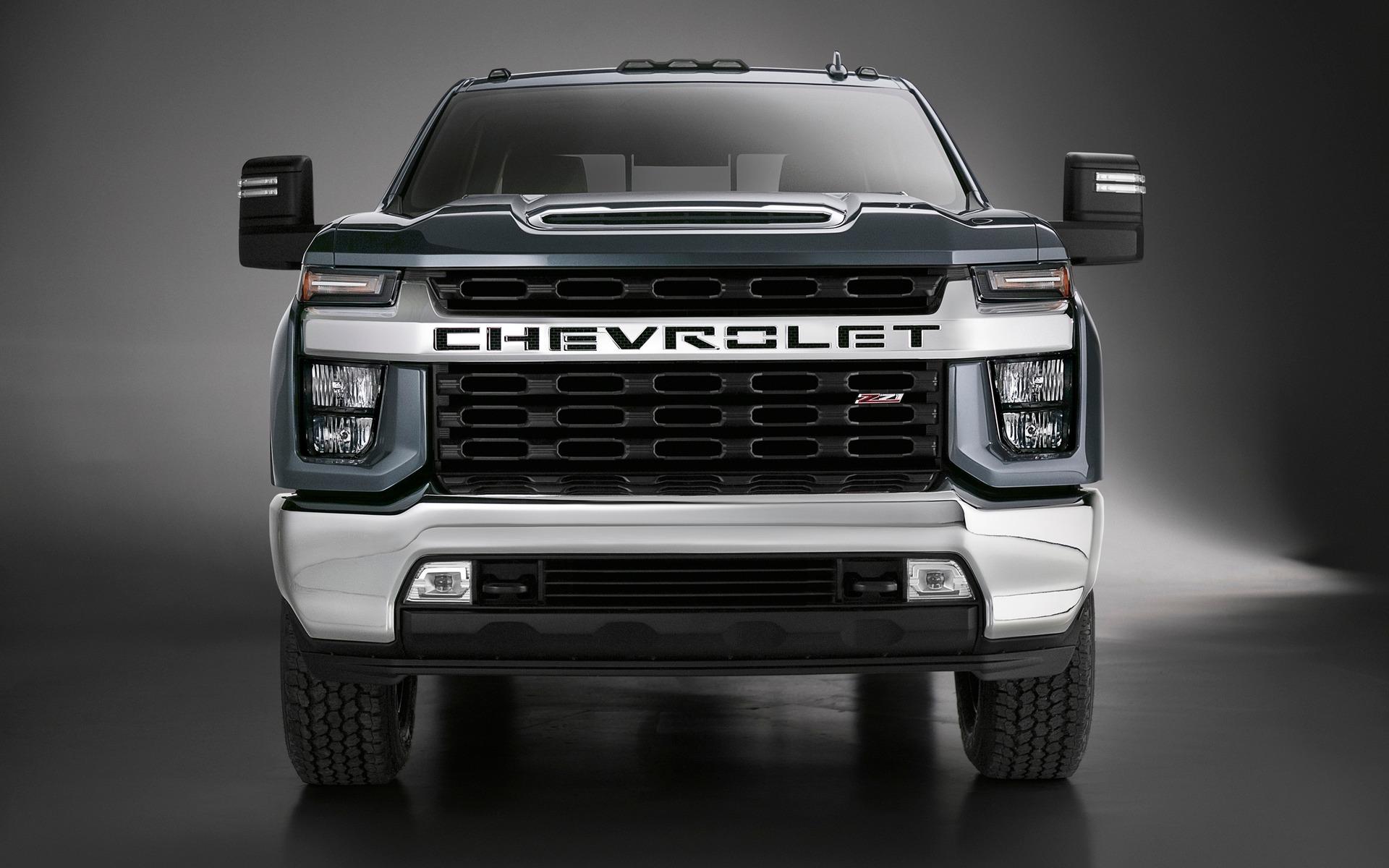 Le Chevrolet Silverado HD 2020 n'a pas l'air content 359480_Le_Chevrolet_Silverado_HD_2020_n_a_pas_l_air_content