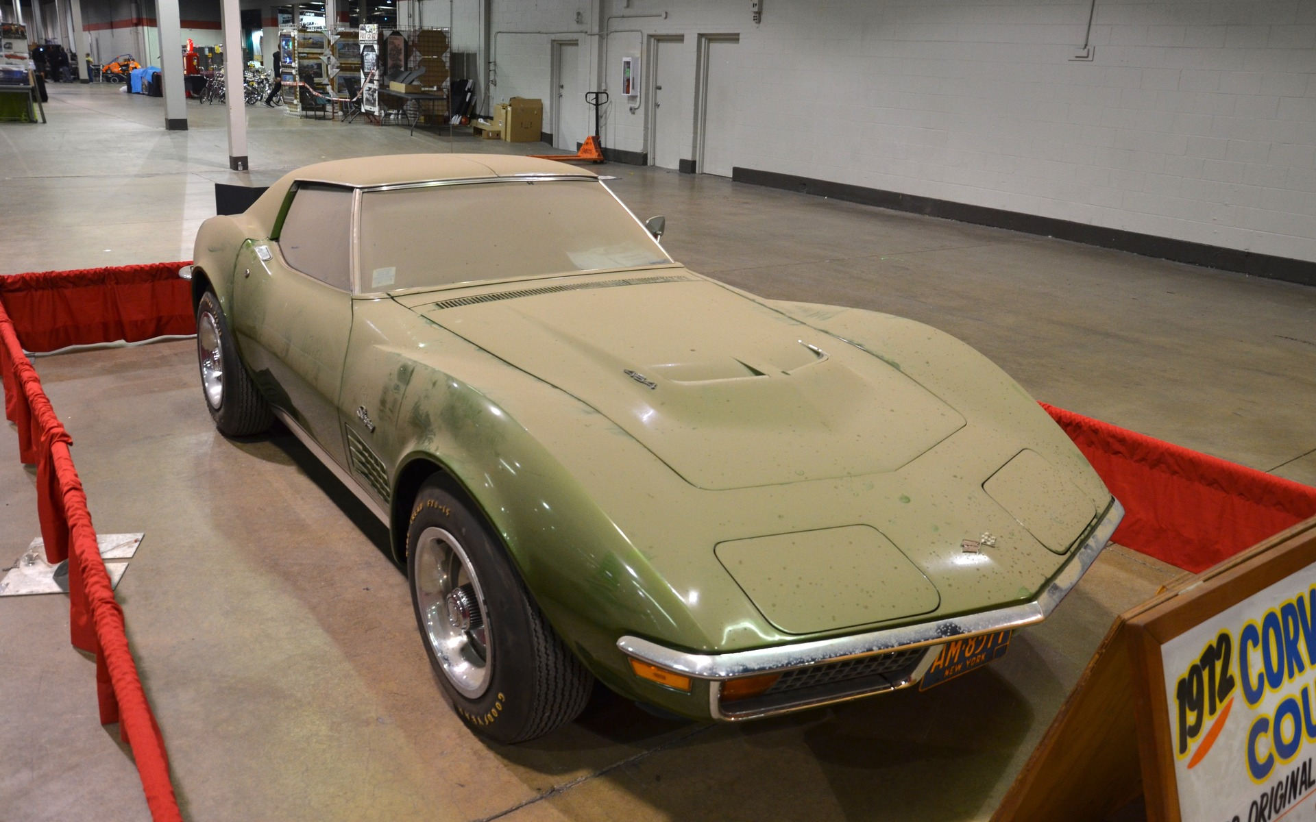 <p>Chevrolet Corvette 1972</p>