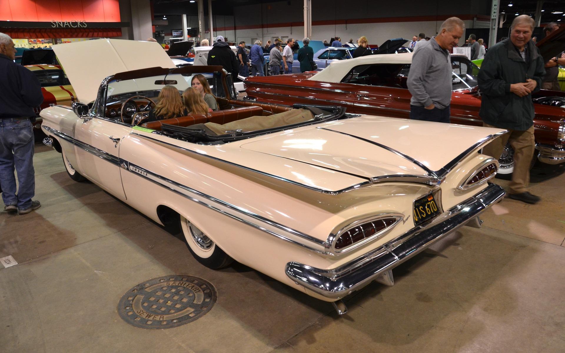 <p>Chevrolet Impala 1959</p>