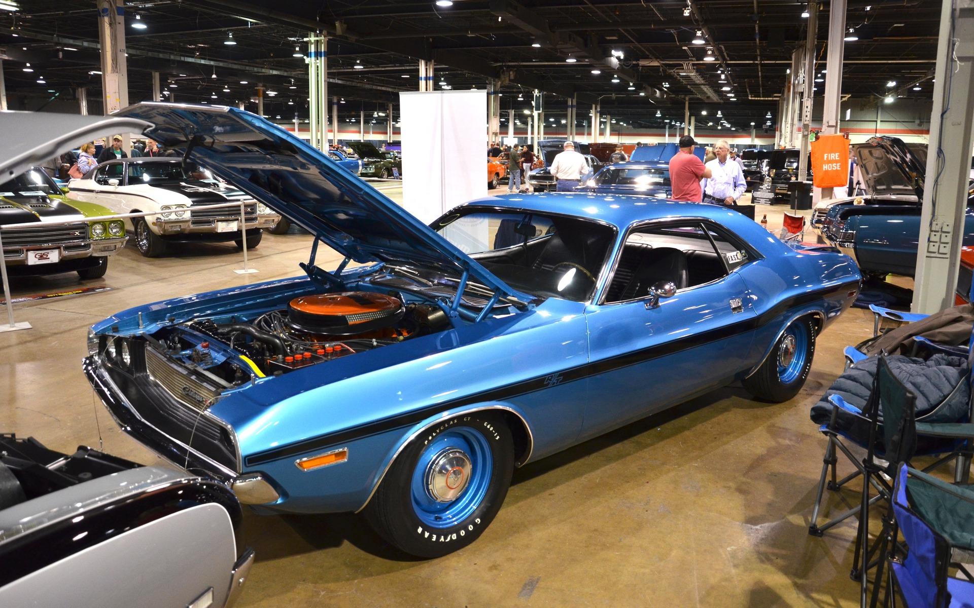 <p>Dodge Challenger 1970</p>
