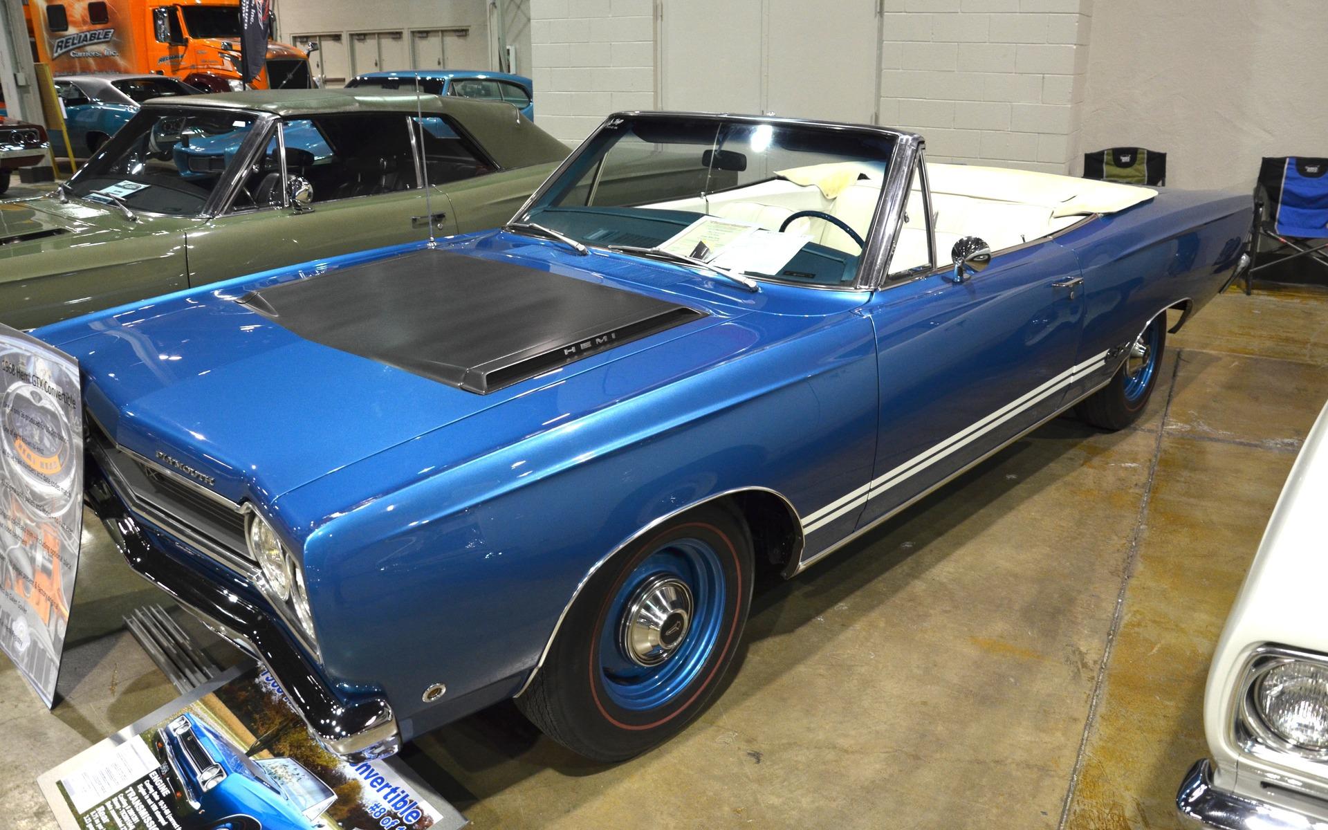 <p>Plymouth GTX 1968</p>