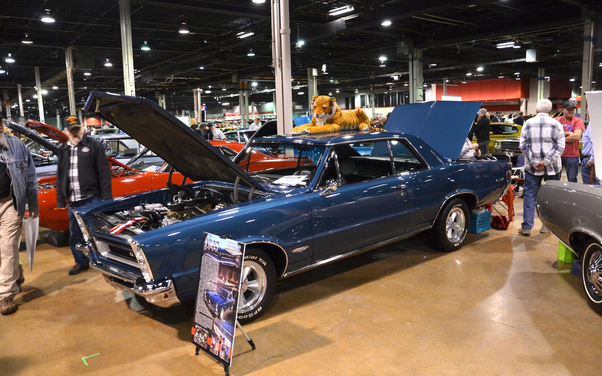 <p>Pontiac GTO 1965</p>