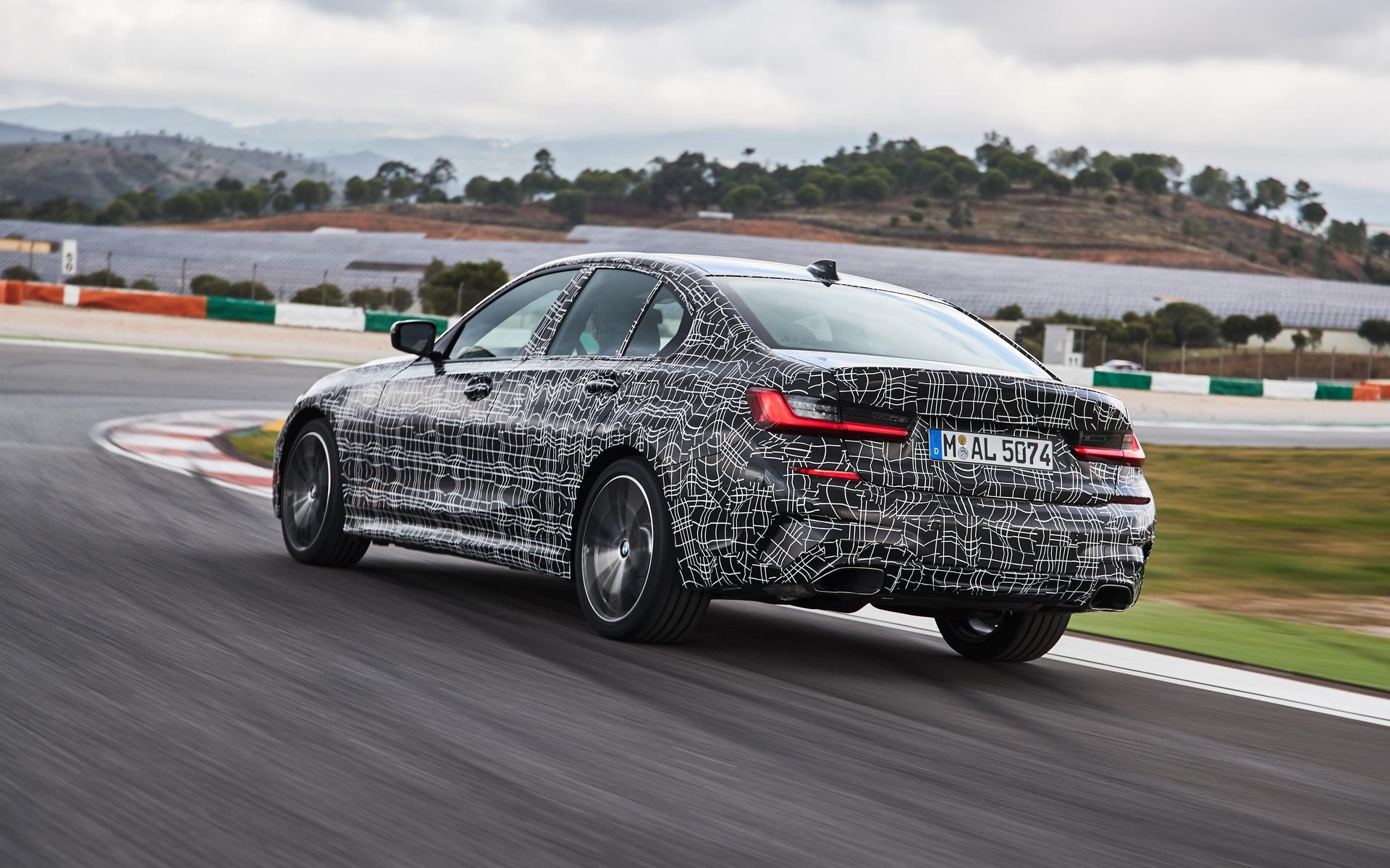 <p>BMW M340i xDrive 2020</p>