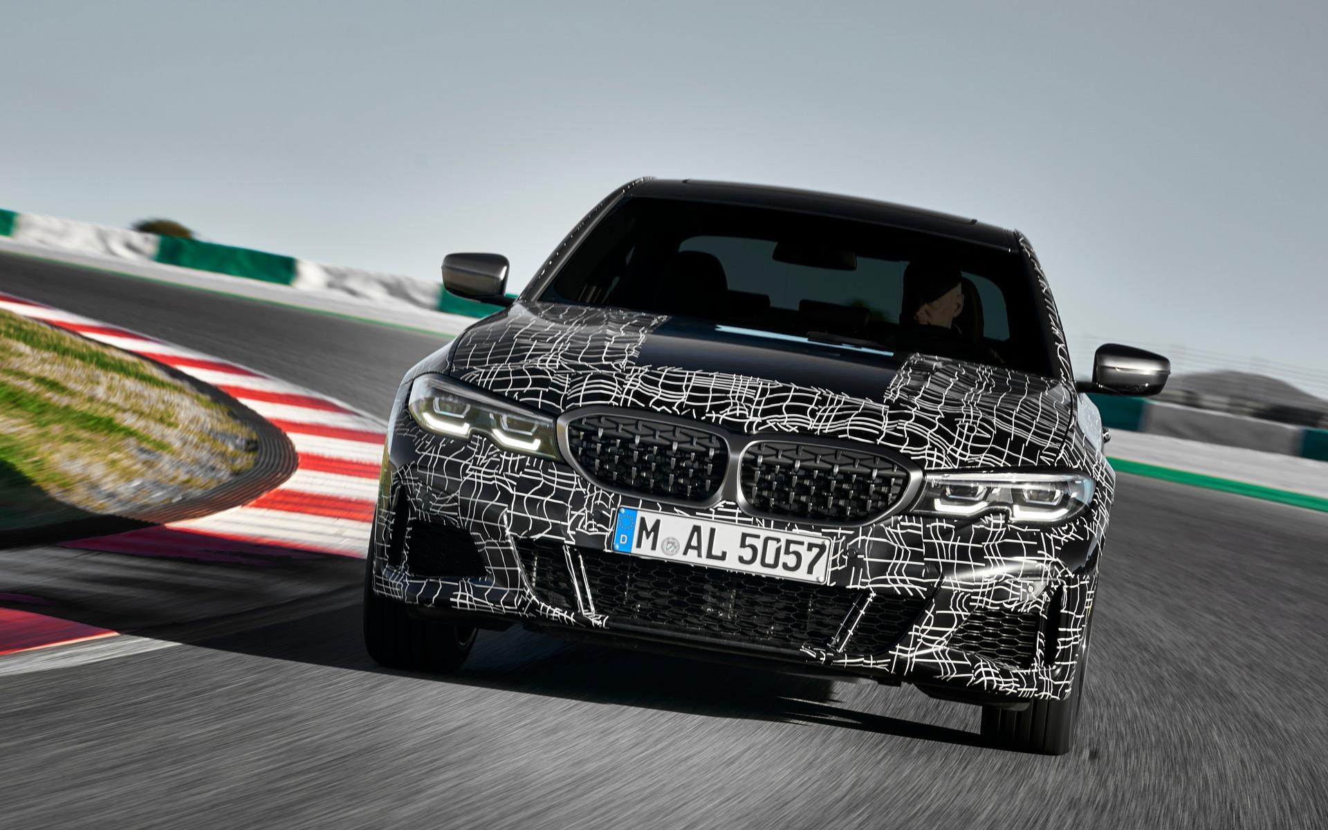 BMW M340i xDrive 2020