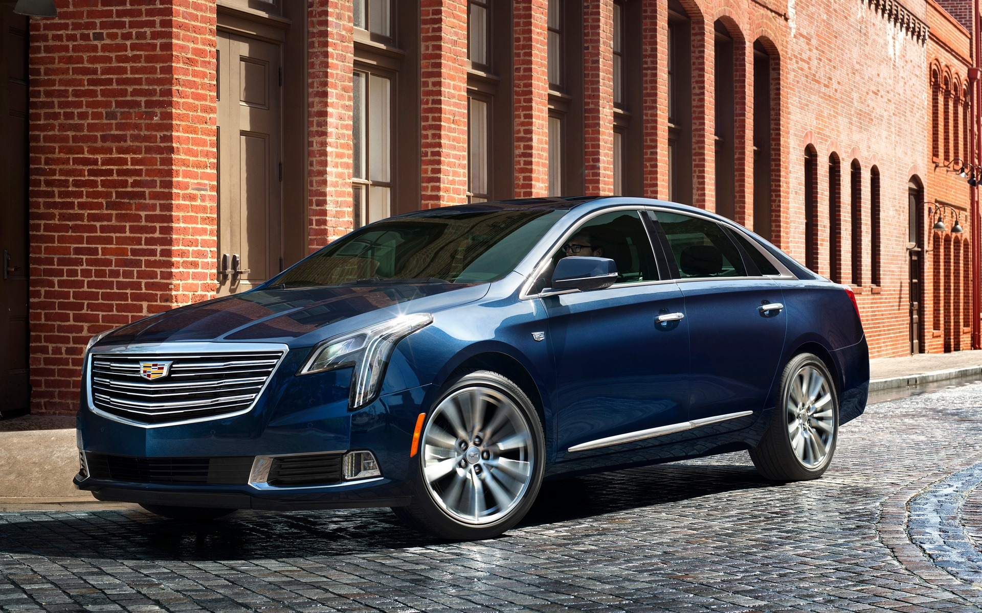 <p>Cadillac XTS</p>