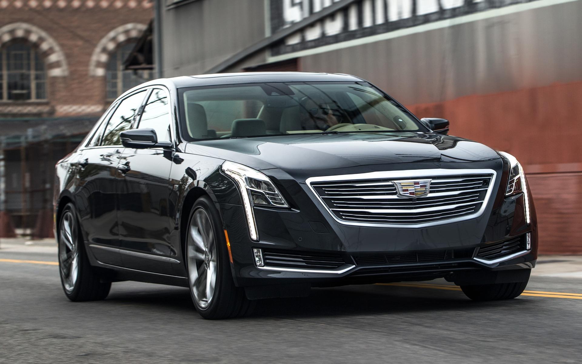 <p>Cadillac CT6</p>