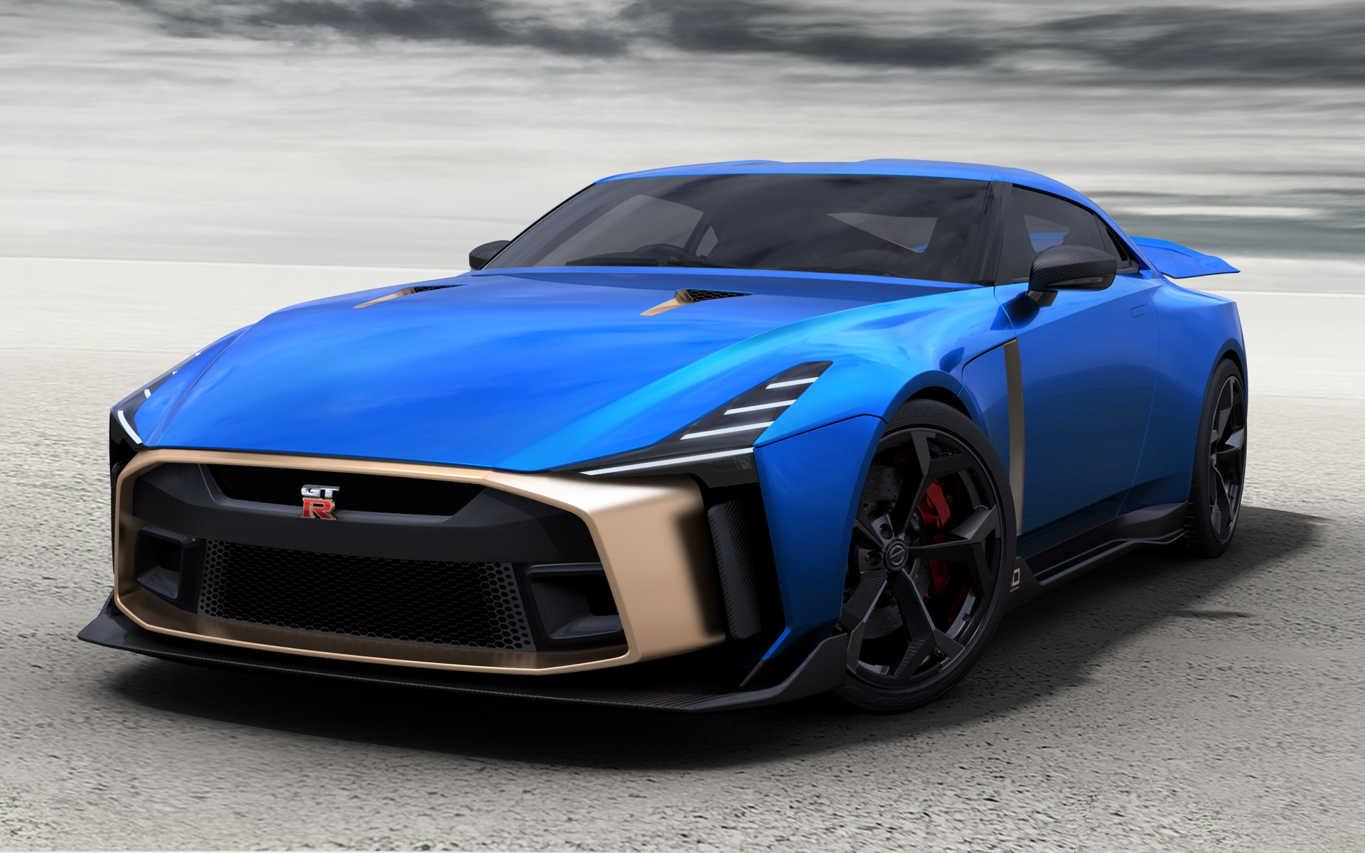 nissan gt r50 by italdesign production en s rie confirm e guide auto. Black Bedroom Furniture Sets. Home Design Ideas