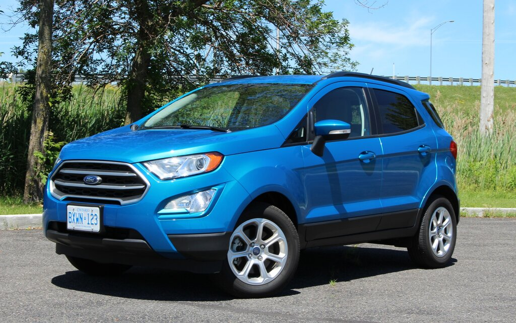 2018 ford ecosport covering all the bases the car guide. Black Bedroom Furniture Sets. Home Design Ideas
