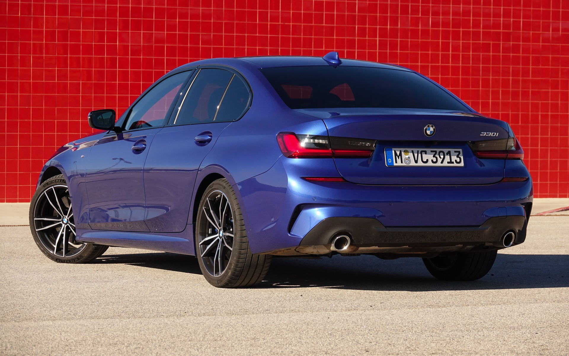 <p>BMW 330i M Sport 2019</p>