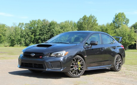 2019 Subaru WRX STI: It's Got Character - The Car Guide