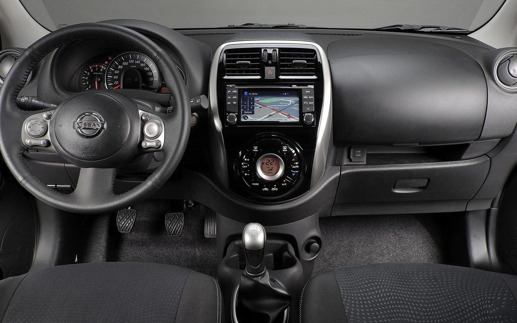 <p>Nissan Micra</p>